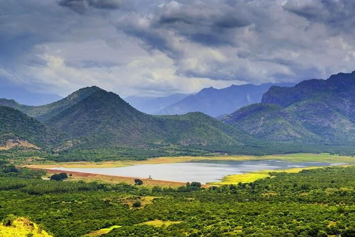 manjalar dam near kerala cover