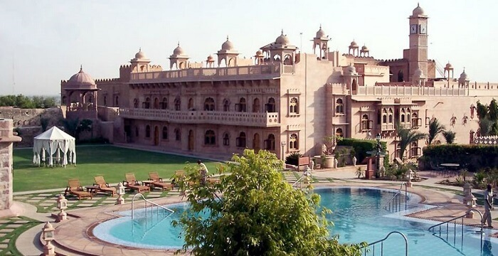 resort in nagaur