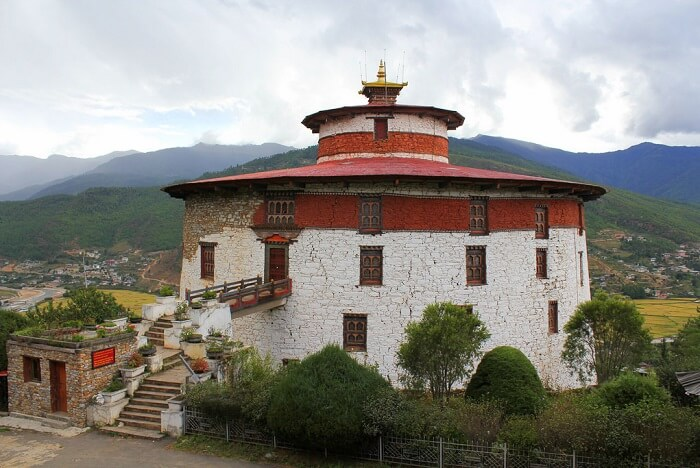 national museum of bhutan paro