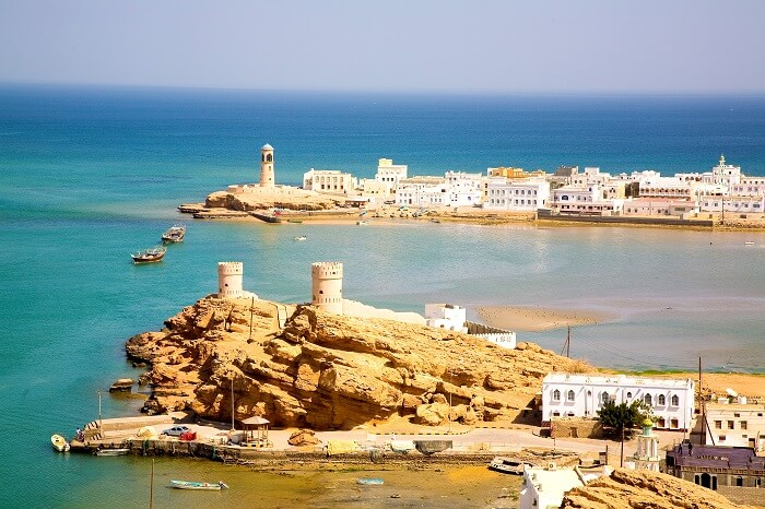 view of sur in oman