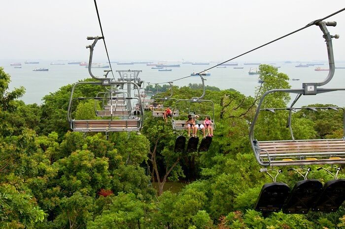 the most exciting things to do in Sentosa