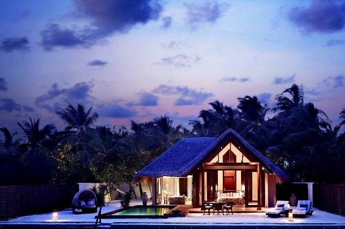 spacious and super comfortable deluxe villas