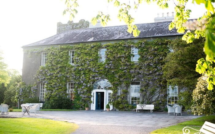 the gorgeous Ballymaloe Hotel and Restaurant
