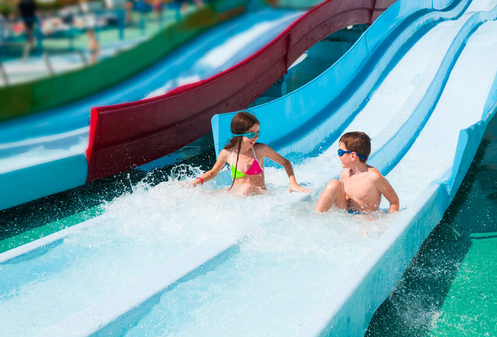 Adventure Park is a man-made jungle of exciting rides