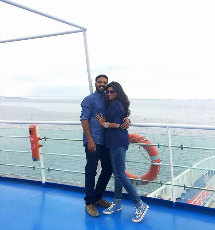 Cruise Ride in Turkey