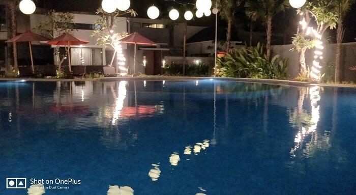 Swimming pool Bali