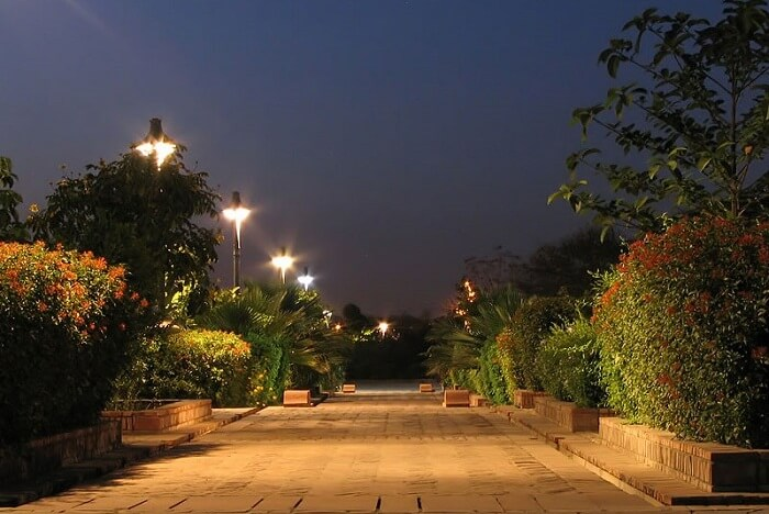 The_Garden_of_Five_Senses,_New_Delhi