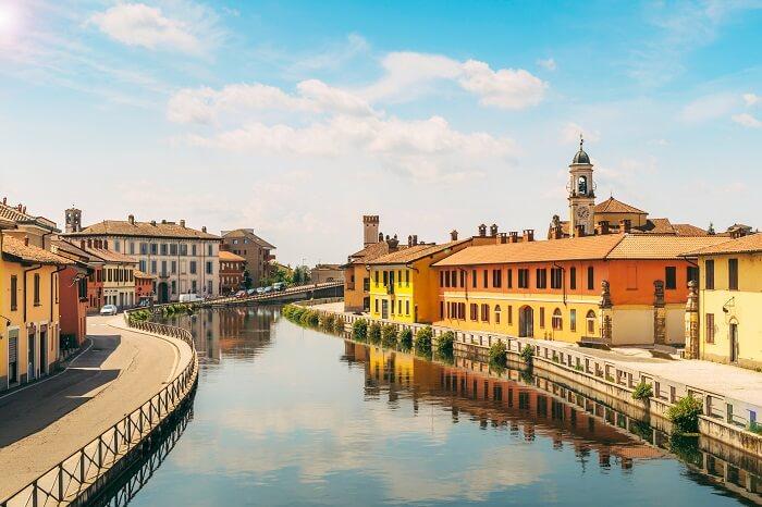 Navigli Lombardi Milan