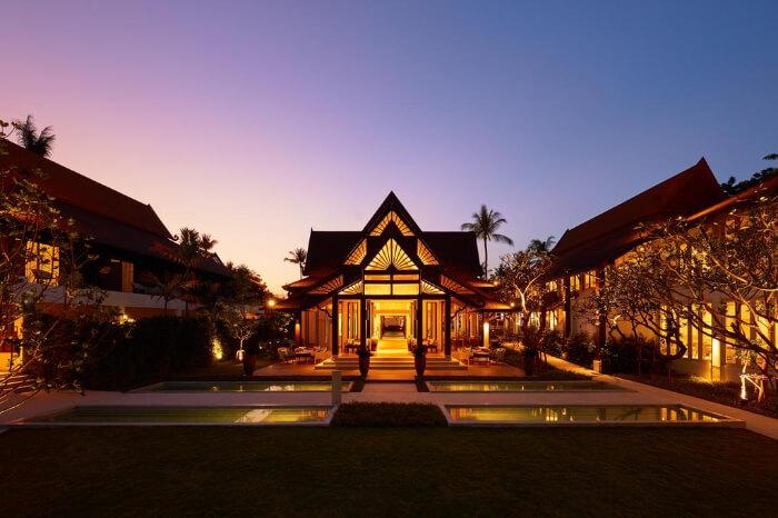 Amari Koh Samui hotel in Thailand
