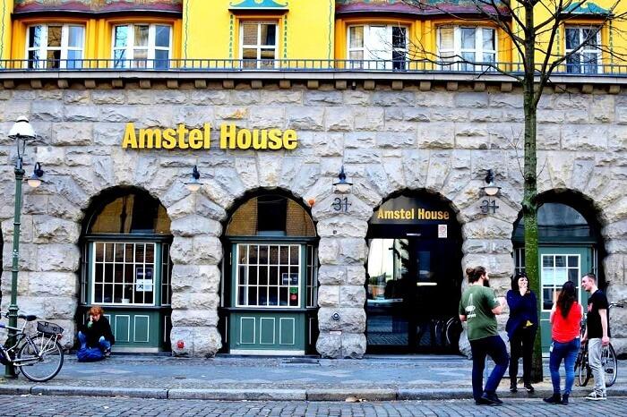 Amstel Hostel