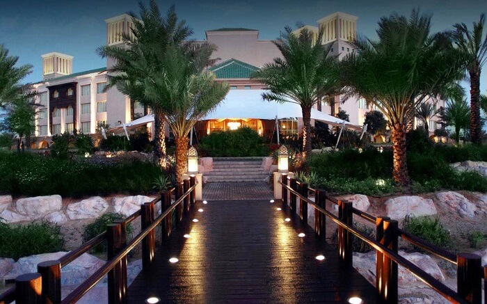 Anantara Desert Island Resort - A top stay on Yas Island