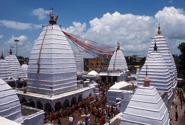 Baidyanath dham temple
