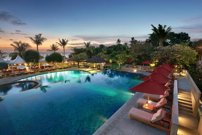 resort is a great choice for feeling pampered