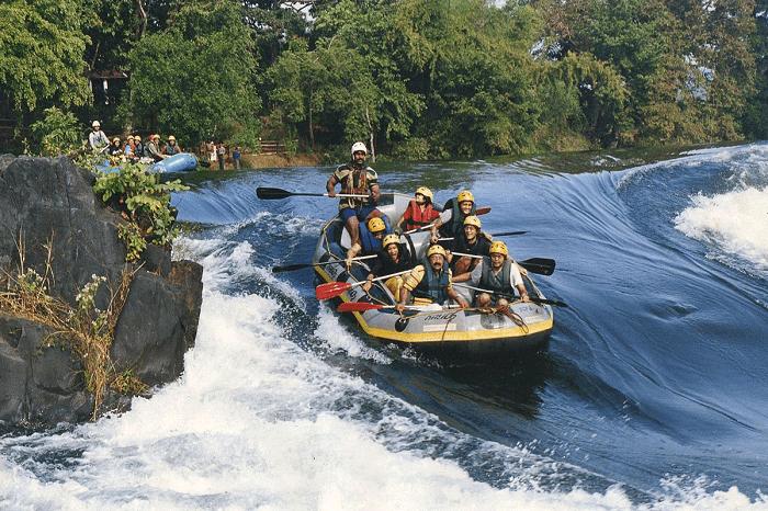 Barapole River