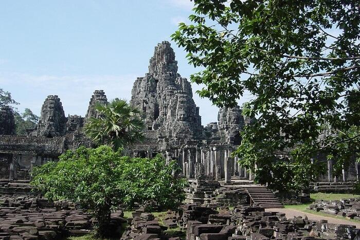 famous temple in cambodia