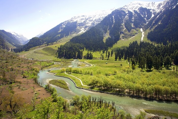 Betaab Valley kashmir
