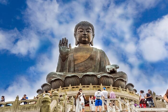 statue of big Buddha