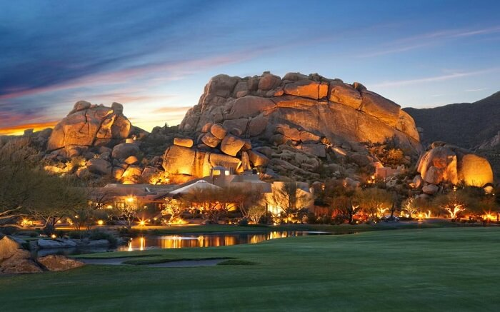 Boulders Resort