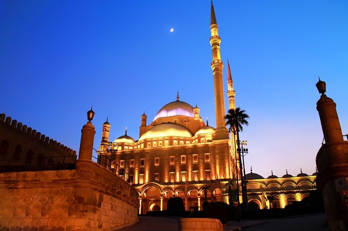 Citadel of Saladin egypt
