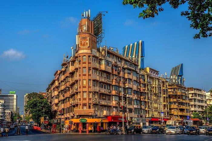mumbai's architecture