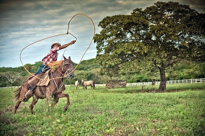 Cowboys in Costa Rica
