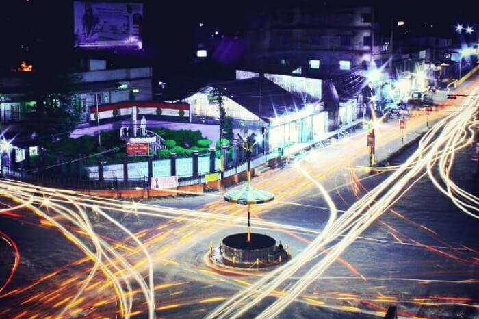 Streets of Dibrugarh, Assam