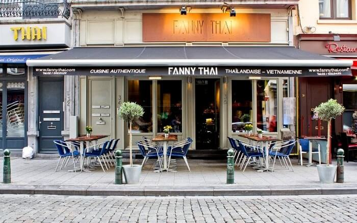 Fanny Thai offers reasonably priced food
