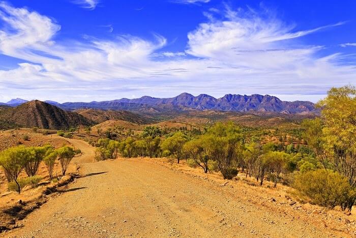 Flinders Ranges National Park australia