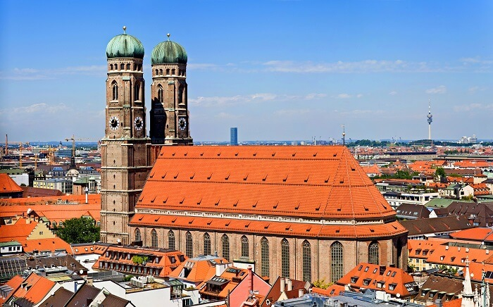 Frauenkirche Church, Munich