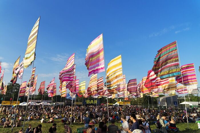 Glastonbury Festival, Scotland