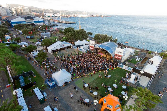 Homegrown Festival, NZ