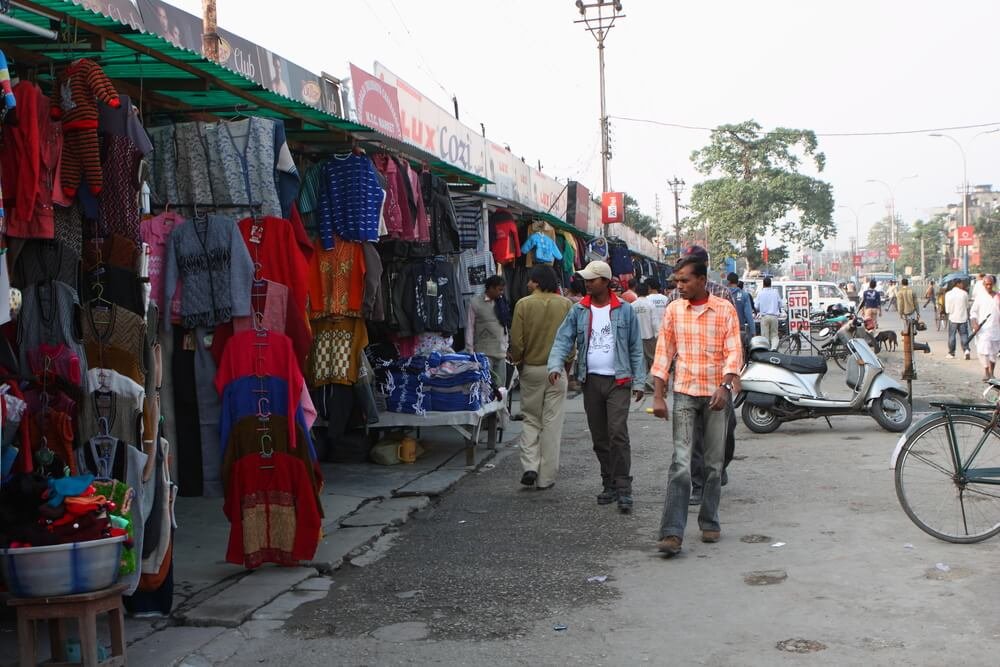 Hong Kong Market in Siliguri
