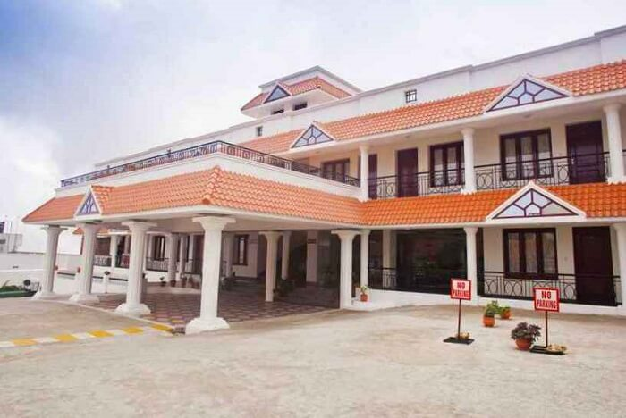 Hotel Apple Valley kodaikanal