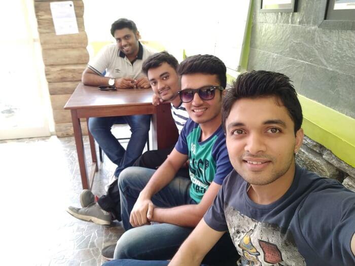 Friends trip to Darjeeling
