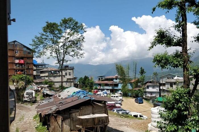 Lachen Village