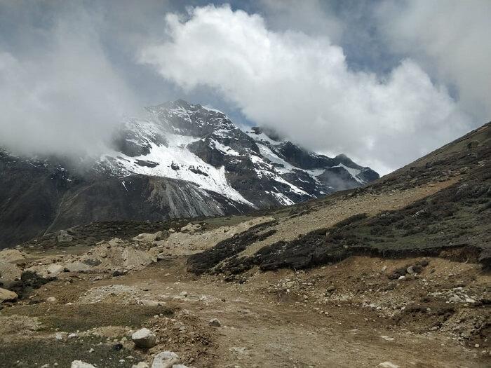 Peaks of Khangchendzonga