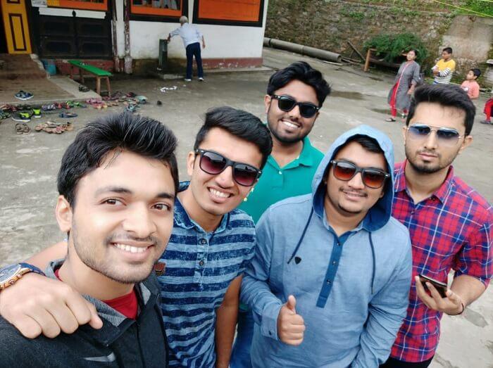 Boys in Darjeeling