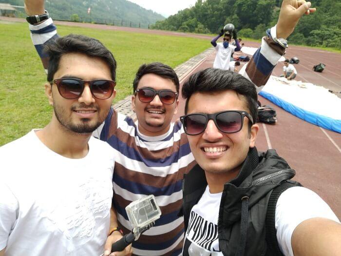 friends trip to Gangtok