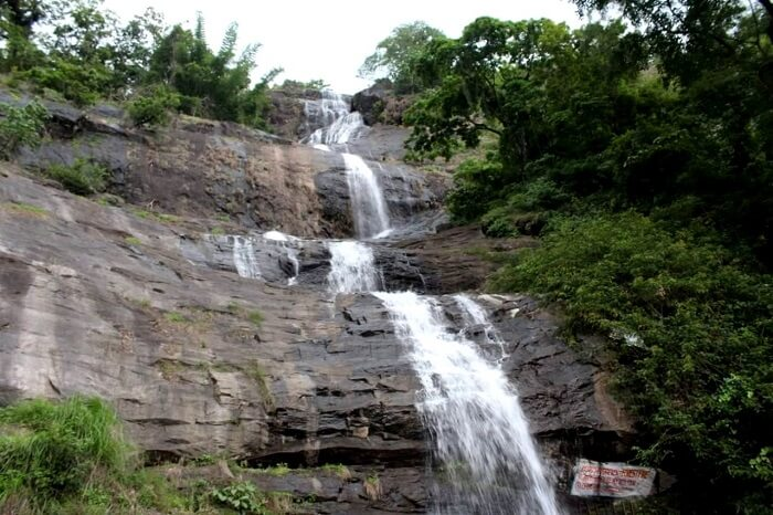 waterfalls near munnar