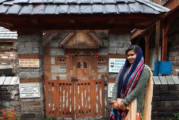 naggar castle near manali
