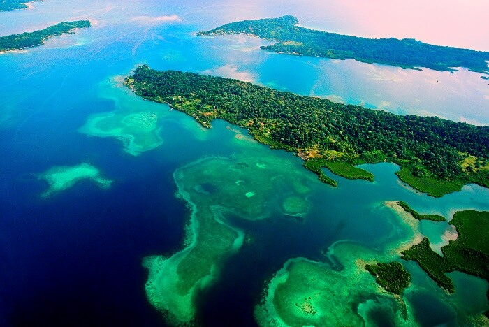 Isla Bastimentos panama