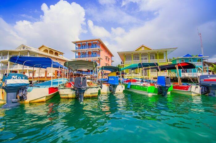 Isla Colon panama