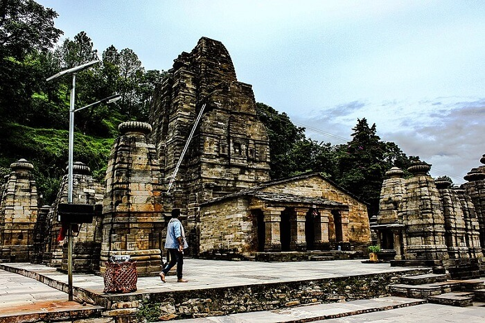 katarmal sun temple almora