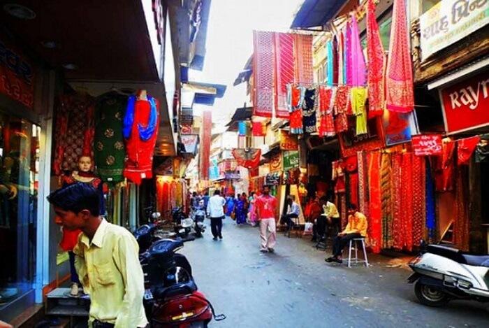 Guru Bazaar Shopping In Amritsar