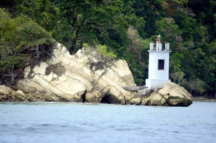 Island in Andaman