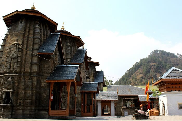 most famous temple in chamba