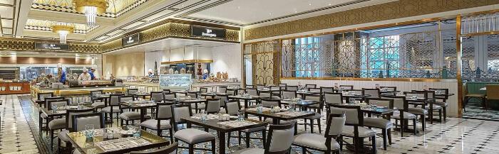 Le Buffet in Macau