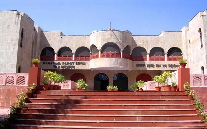 Maharaja Ranjit Singh Museum - Showing the best of regal p