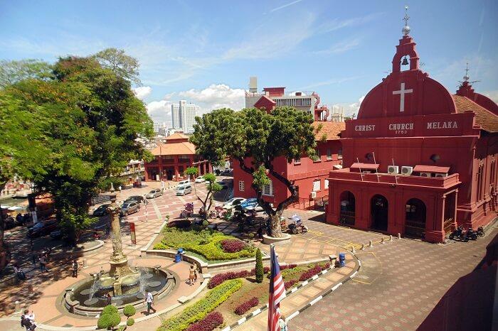 Malacca Square