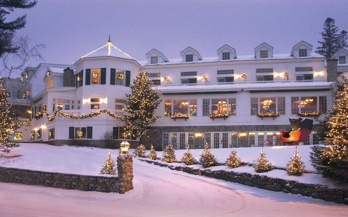Mirror Lake Inn Resort and Spa s